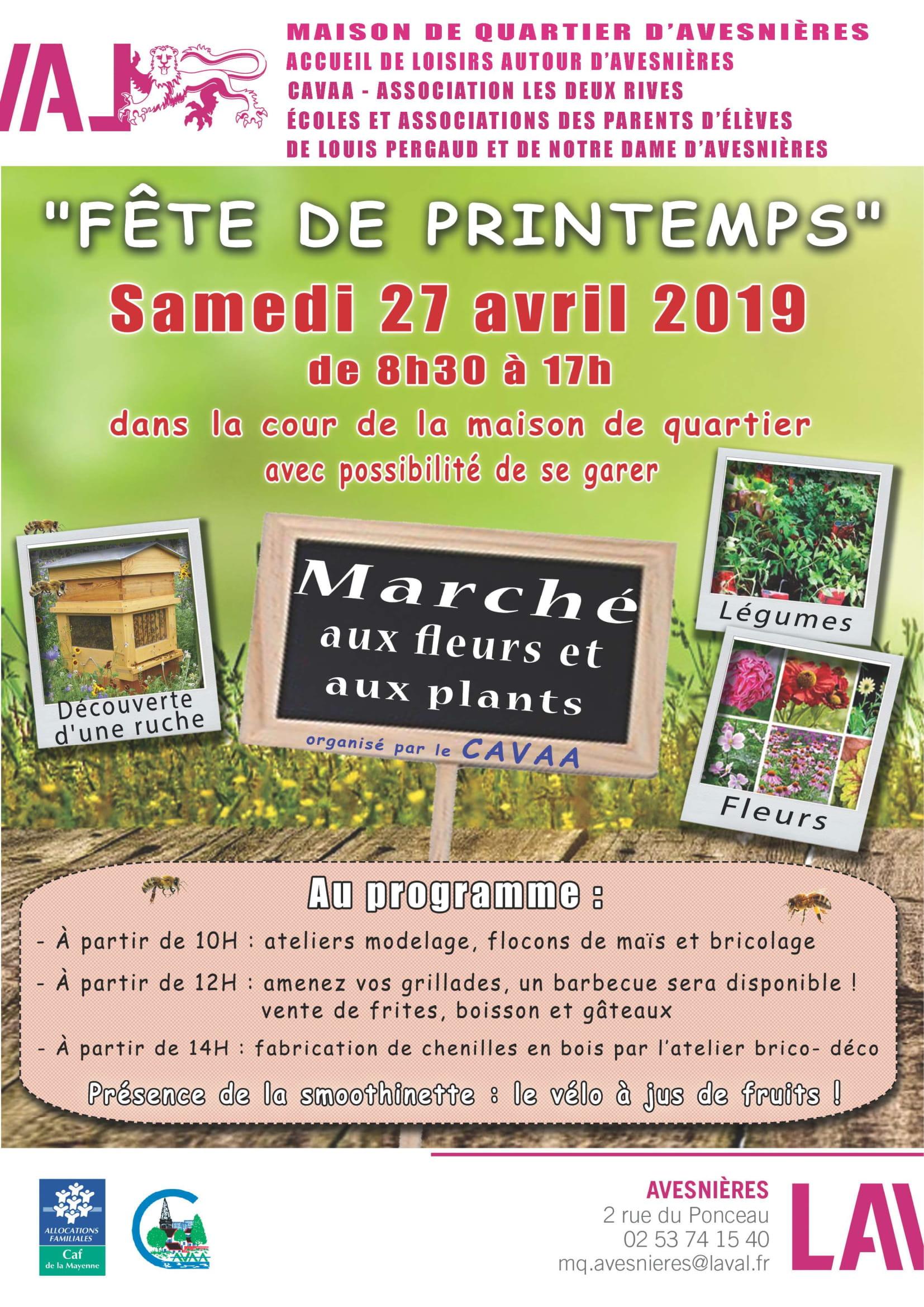 Avesnières - fête de printemps 2019-1